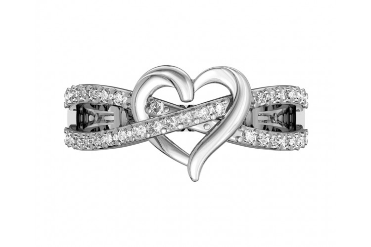 Lovable Heart ring